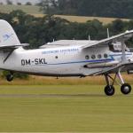 Landing op Duxford 2009