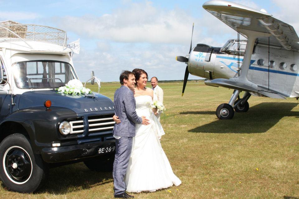 trouwen op Ameland