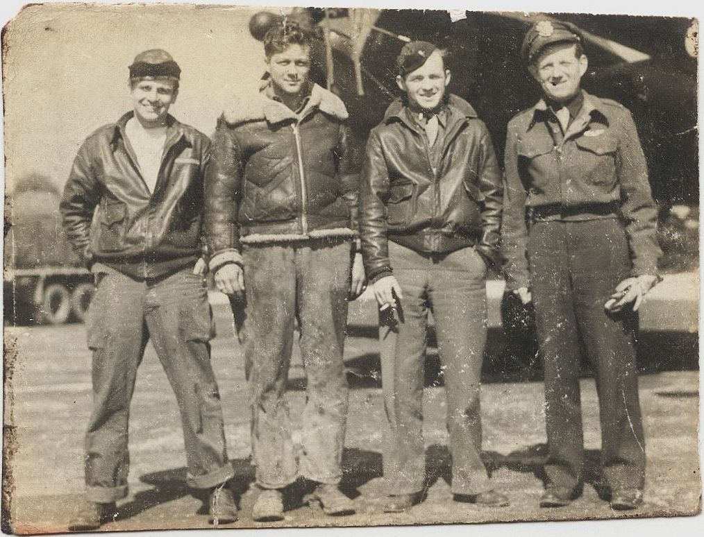 crew our C47 during ww2 operation Varsity